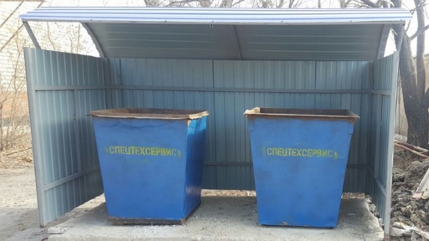 Изготовление и продажа контейнеров и площадок