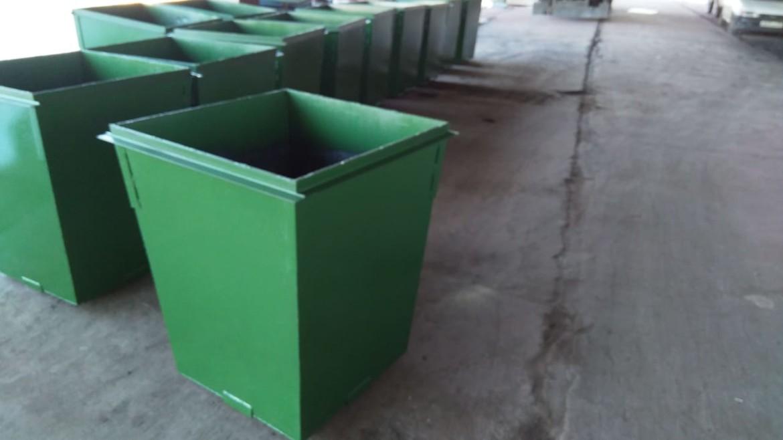 Продажа контейнеров (v – 0,75 м3)