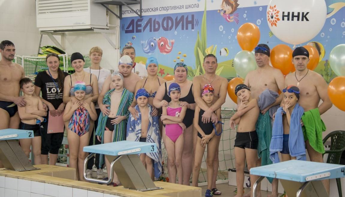 В Хабаровске пройдут соревнования по плаванию среди детей с ограниченными возможностями