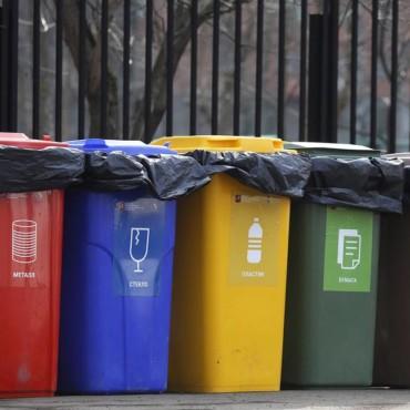Раздельный сбор отходов с привлечением НКО