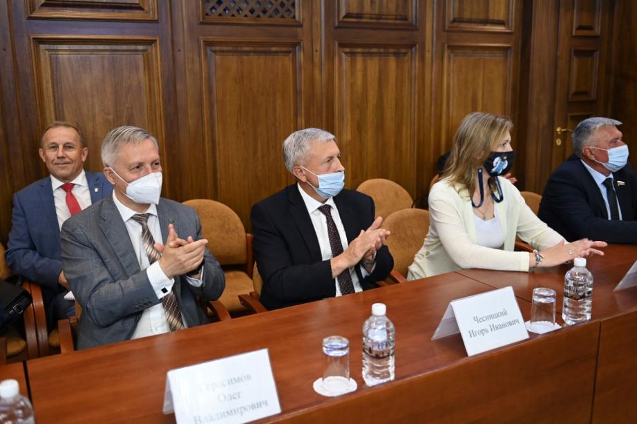Итоги заседания комитета по вопросам строительства, жилищно-коммунального хозяйства и топливно-энергетического комплекса в Хабаровске